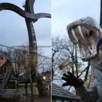 Hello Wien – gruselige Halloween Grüße aus der österreichischen Hauptstadt