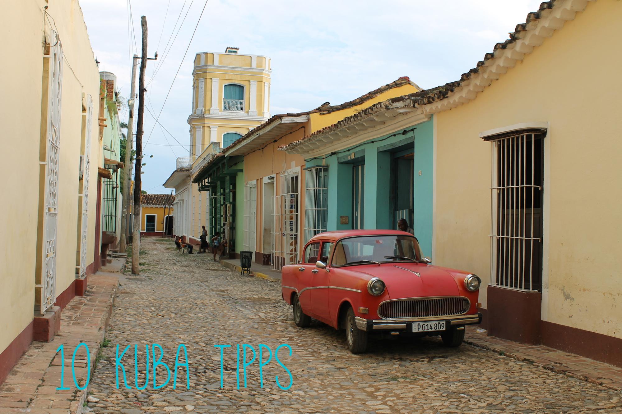 10 Kuba Tipps: Was man im Urlaub auf der Karibikinsel nicht verpassen sollte