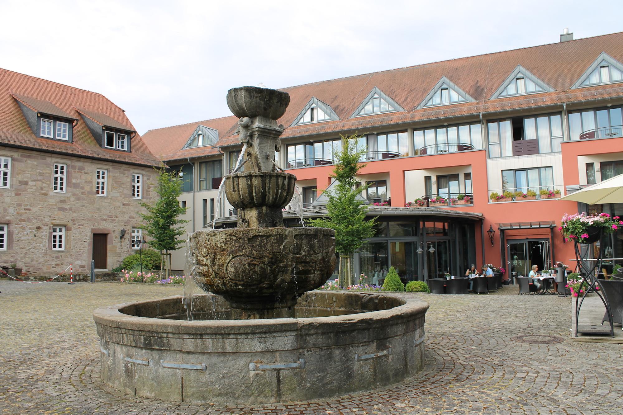 Wellness im Schlosshotel: Prinzessin für eine Nacht