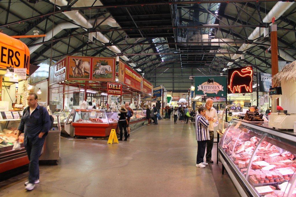 Lawrence Market Toronto