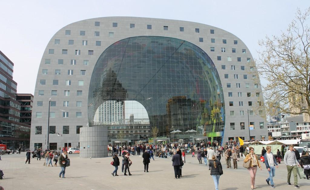 Rotterdam Tipp Blaat Markthal