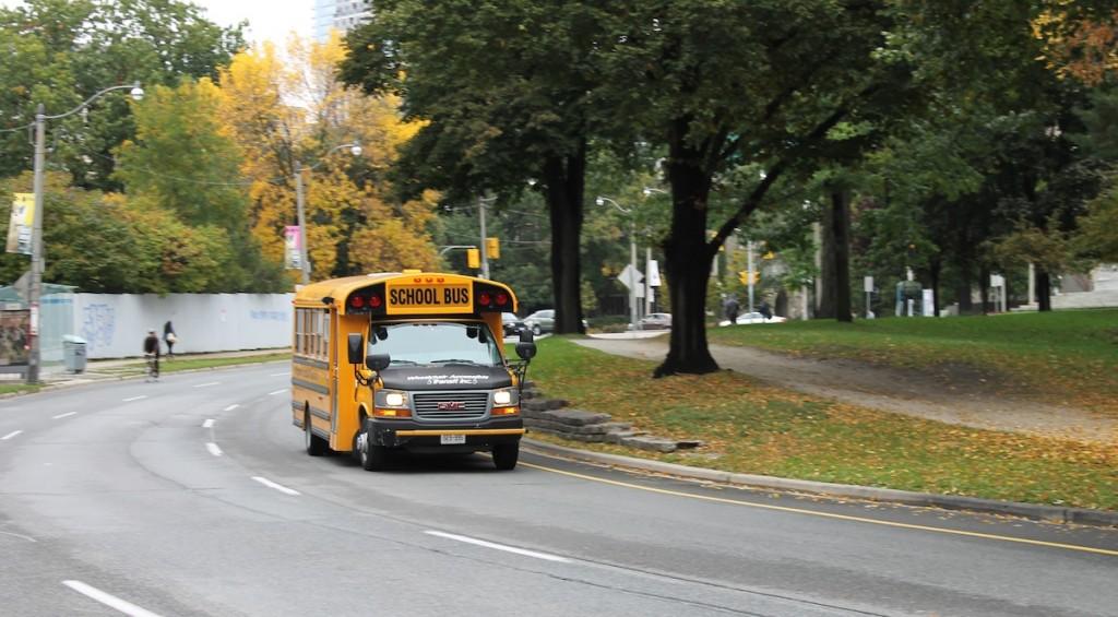 Toronto Schulbus