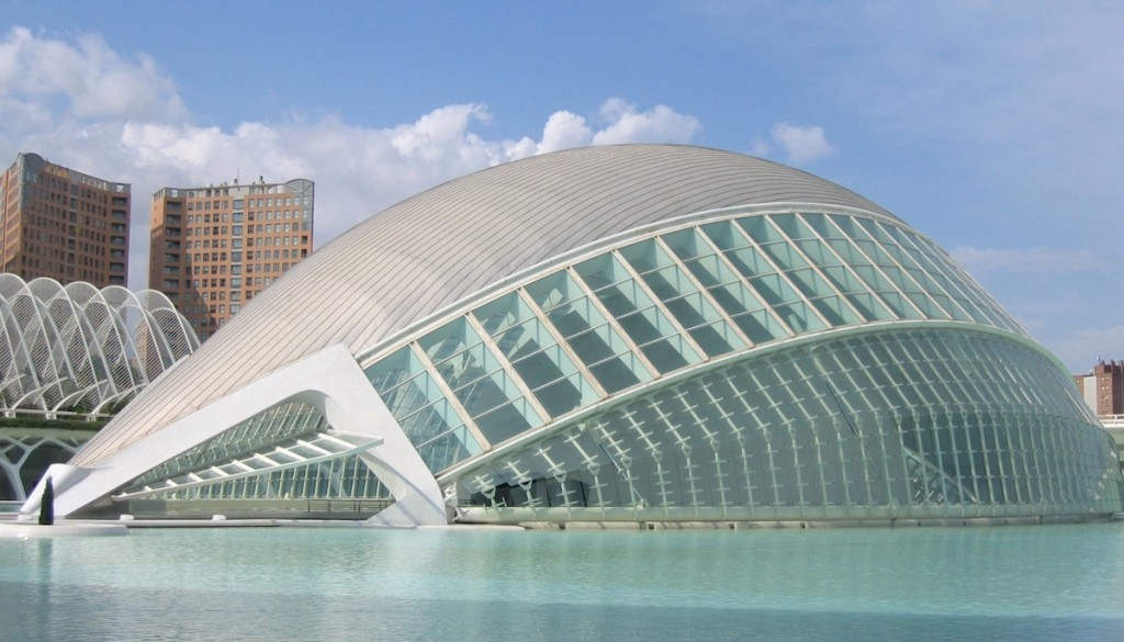 Valencia Stadtgefühle
