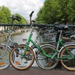Stadtbesichtigung mit Fahrrad