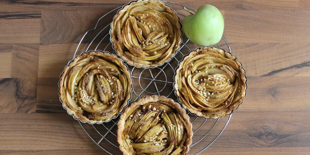 Erntezeit: Apfelkuchen-Rezepte