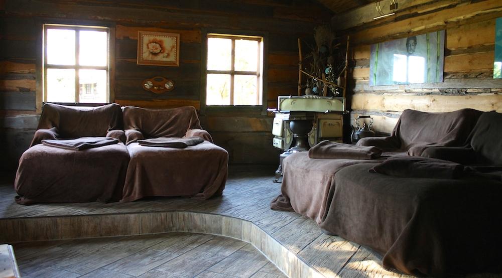 Sofas in der Kräuterstube