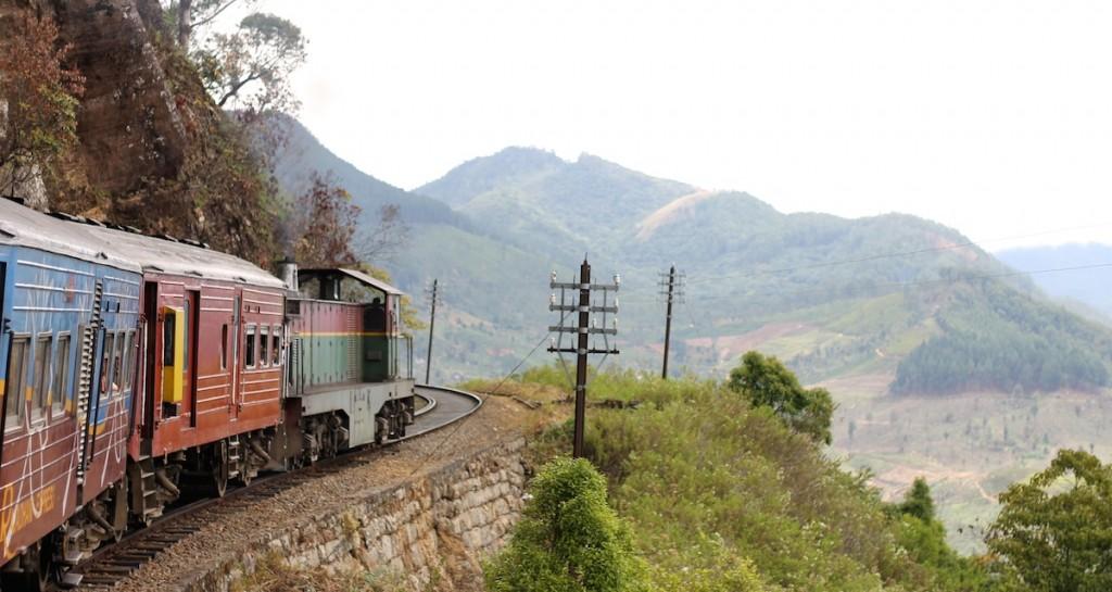 Zug Sri Lanka_Hochland