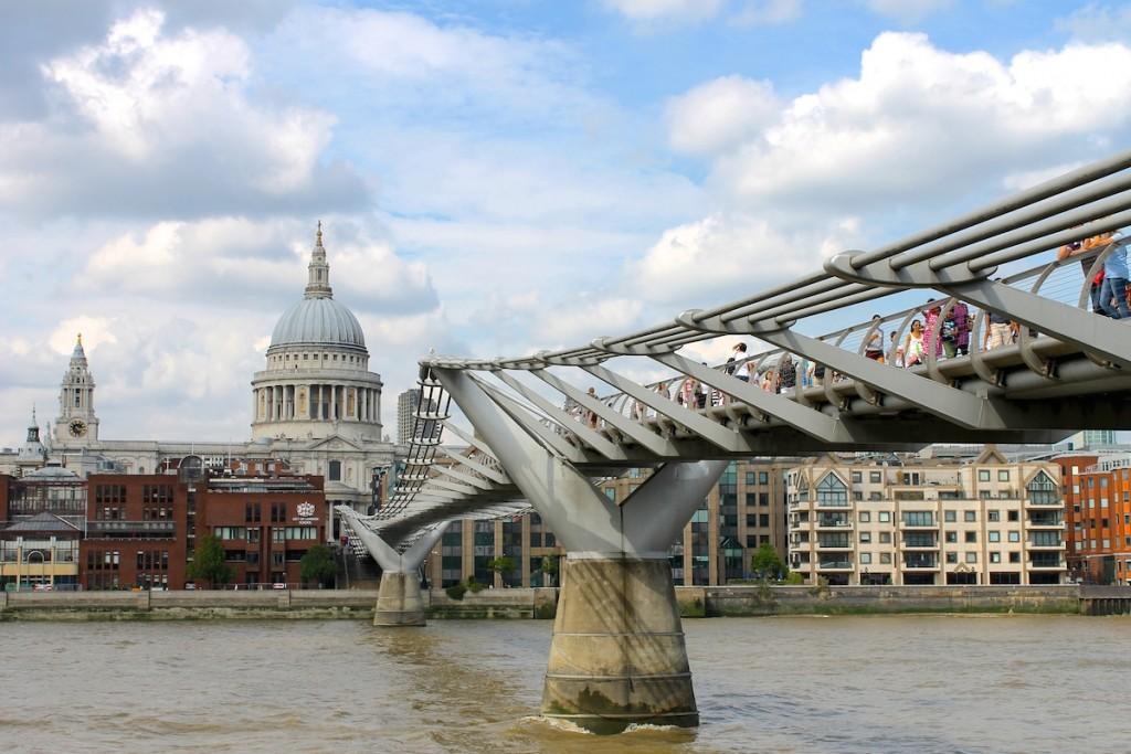 Brücke in London