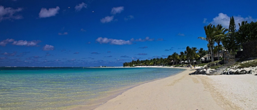 Strand Belle Mare bei The Residence Mauritius