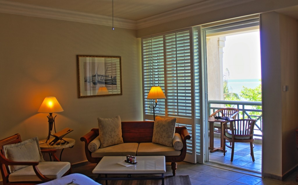 Zimmer in The Residence Mauritius