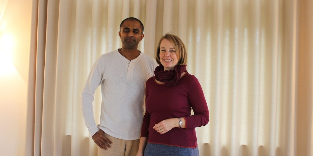 Yoga und Meditations Lehrer