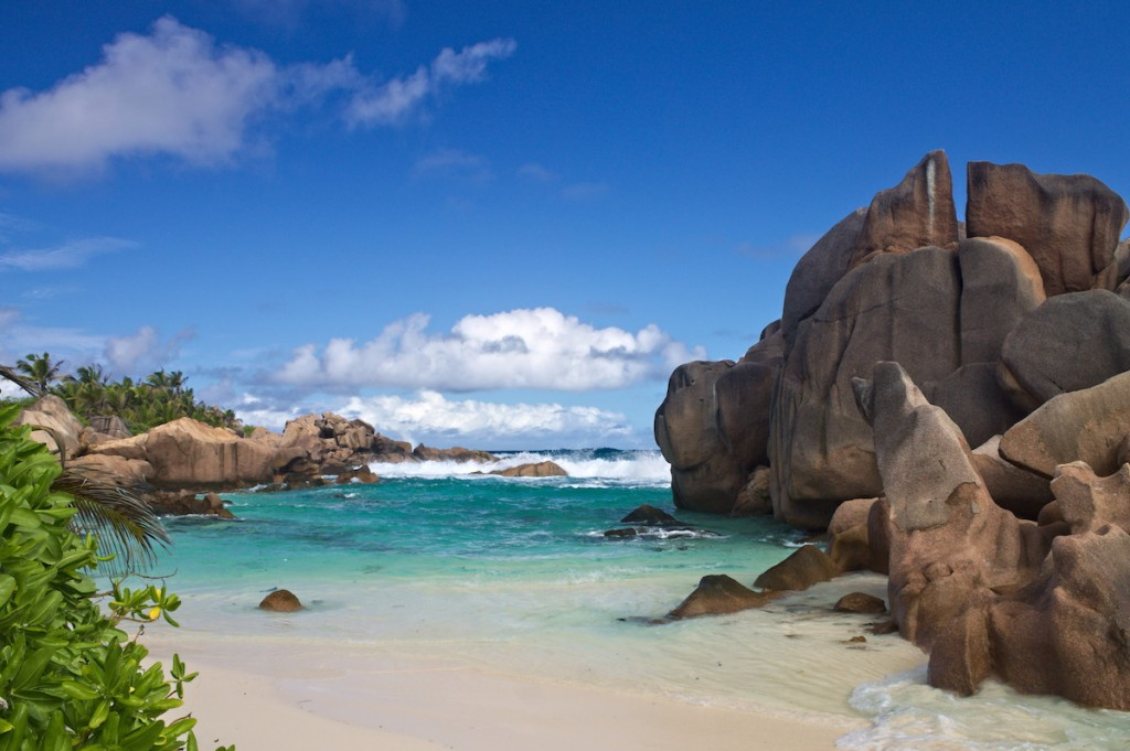 Anse Coco Traumstrand
