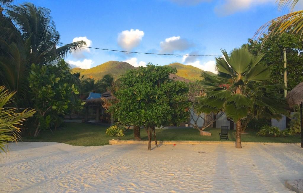 Guesthouse auf den Seychellen
