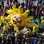 Nachgeholter Karneval in Düsseldorf