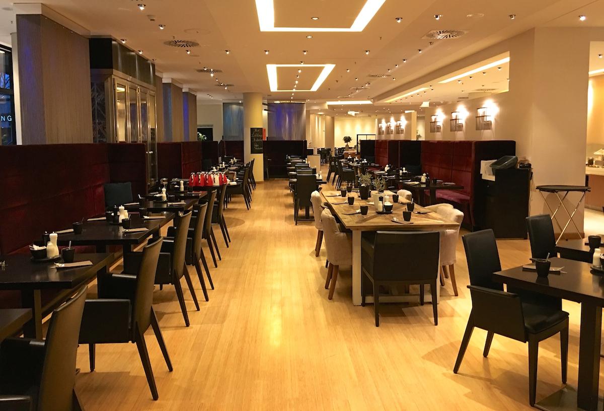 Restaurant Filini Im Radisson Blu Hotel
