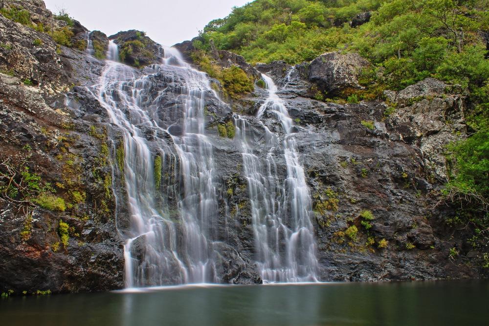 Tamarin Falls Wasserfälle