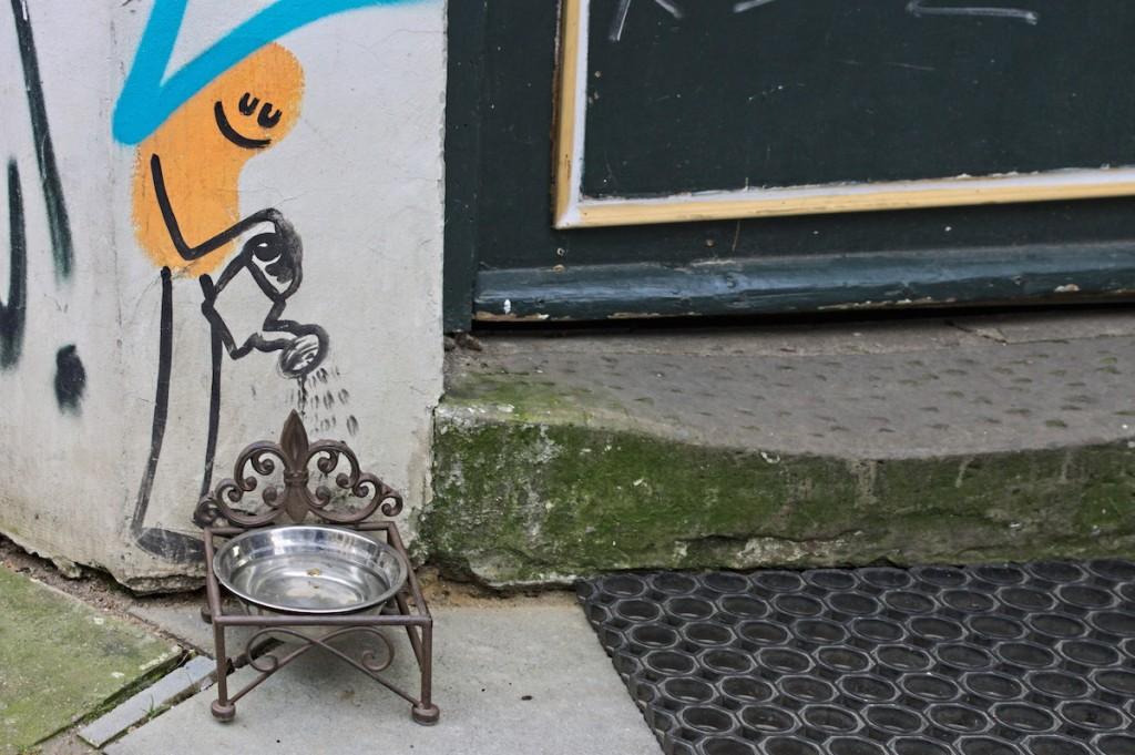 Street Art im Karolinenviertel
