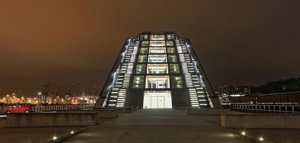 Fotospots Hamburg: Dockland