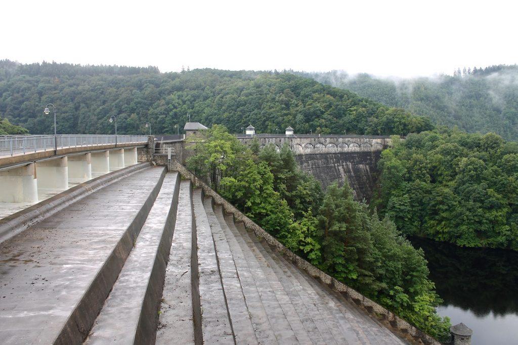 Staudamm in der Eifel