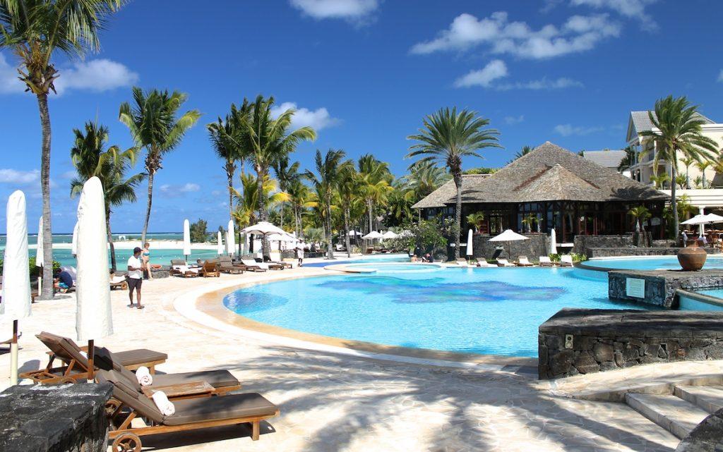 Mauritius Reise Strandtag