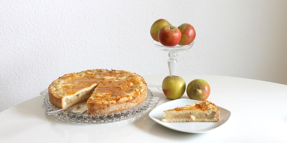 Apfelkuchen wie bei Oma | Rezept