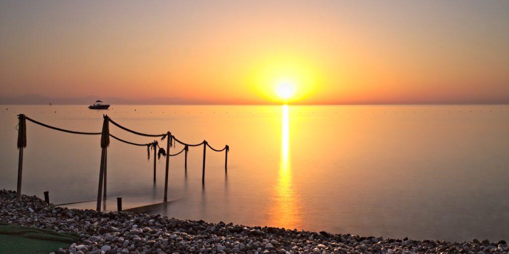 Sonnenaufgang in Kemer