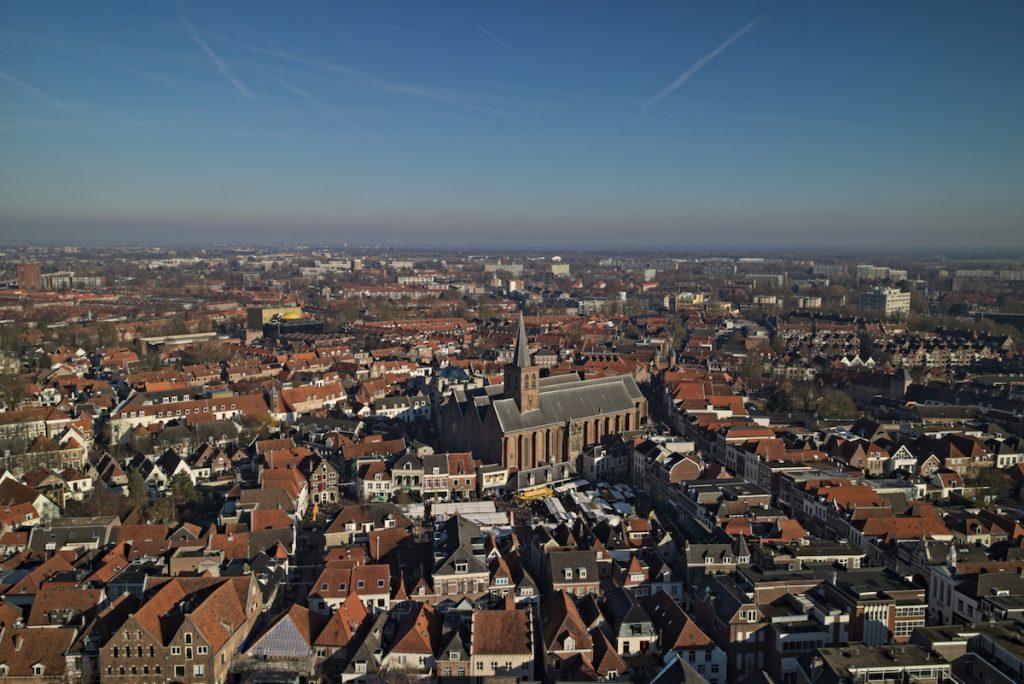 Amersfoort Tipps Blick auf die Altstadt