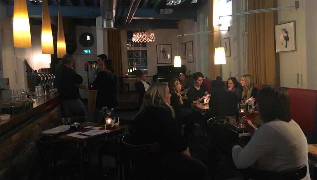 Blogger-Treffen in Amersfoort