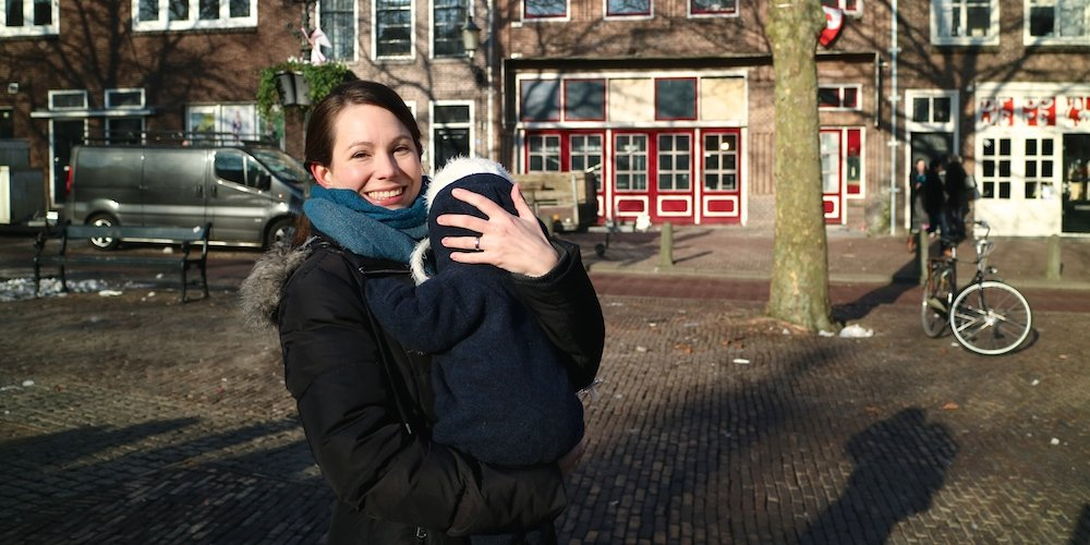 Babys erster Städtetrip | Video