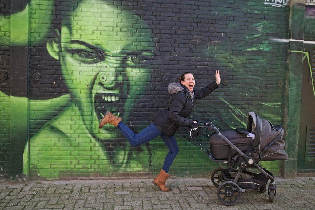 Städtetrip mit Baby