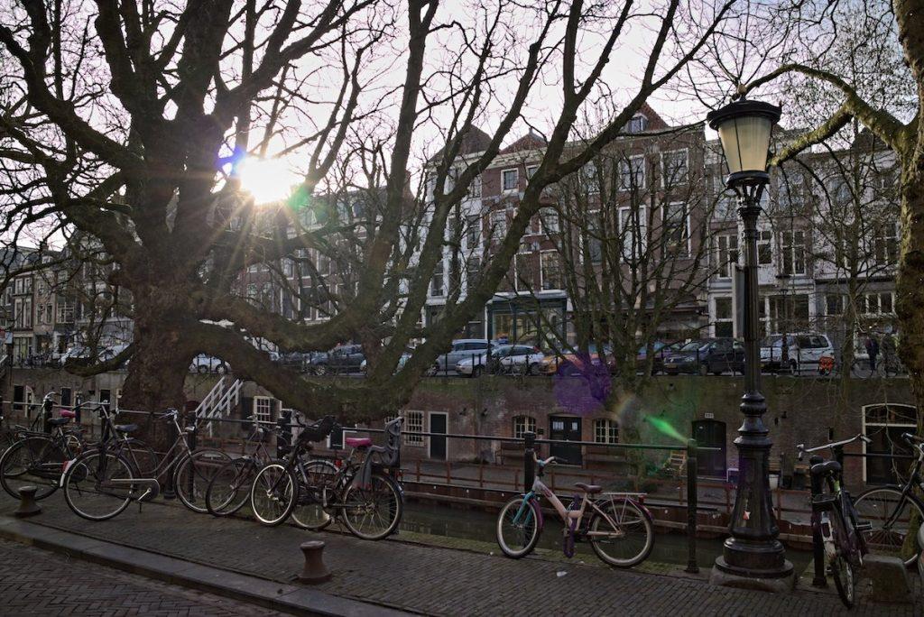 Günstig Parken in Utrecht