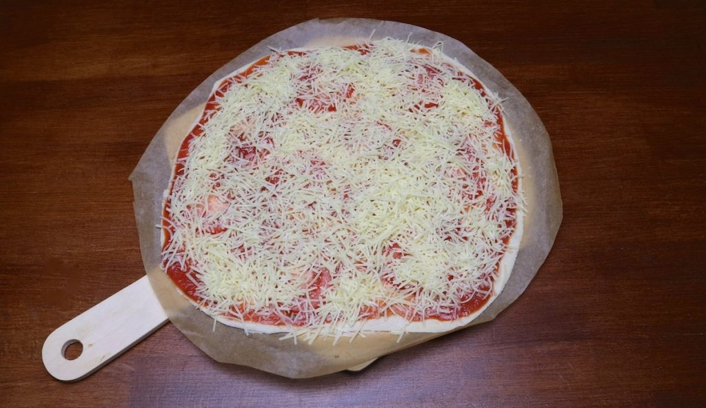 Pizza Teig Rezept