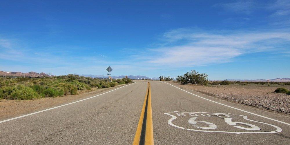 Route 66 – fühlt sich so die Freiheit an?
