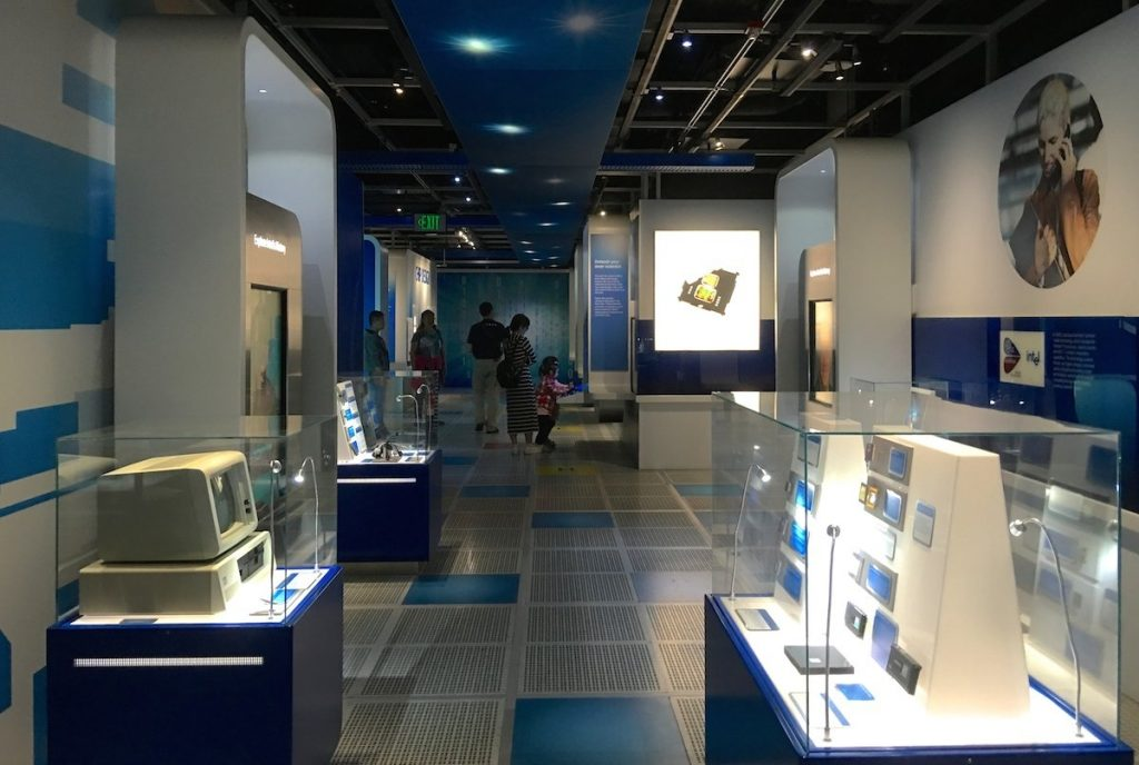 Intel Museum im Silicon Valley