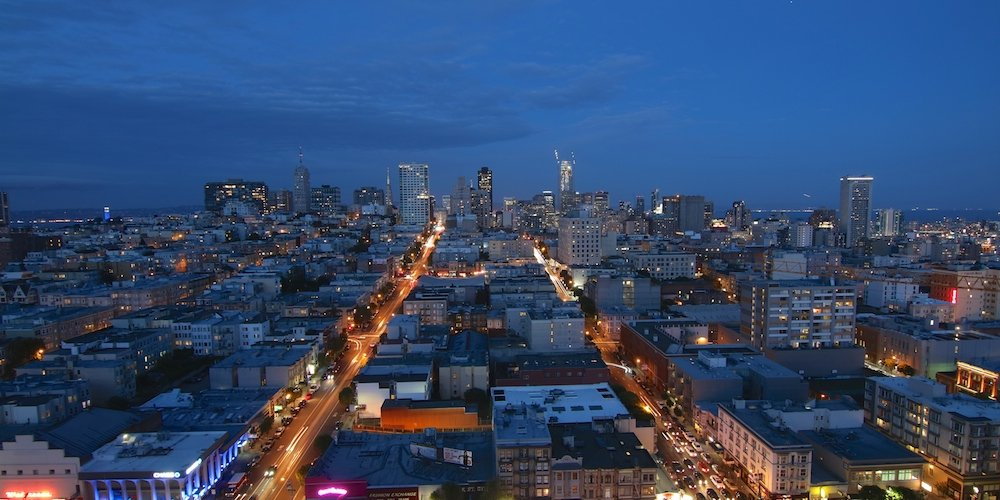 Traumblick auf San Francisco – Holiday Inn Golden Gateway