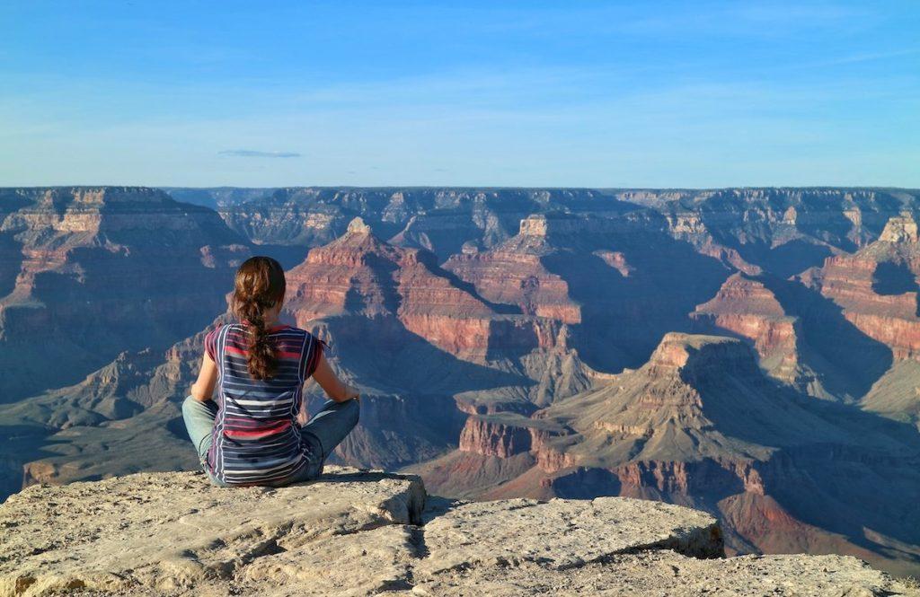 Web und Welt am Grand Canyon