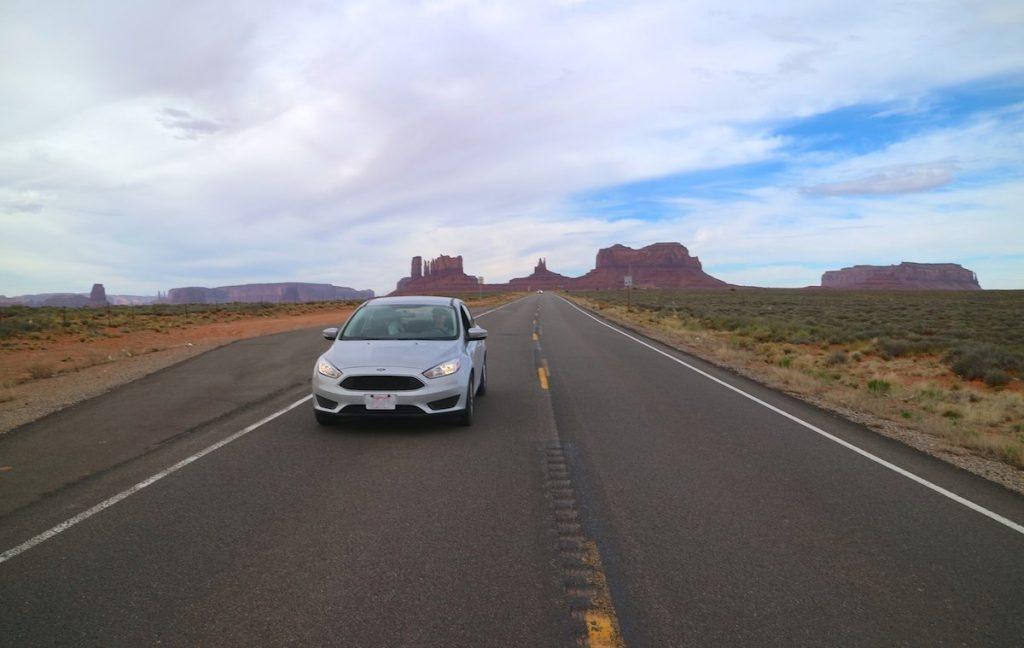 Autofahren in den USA