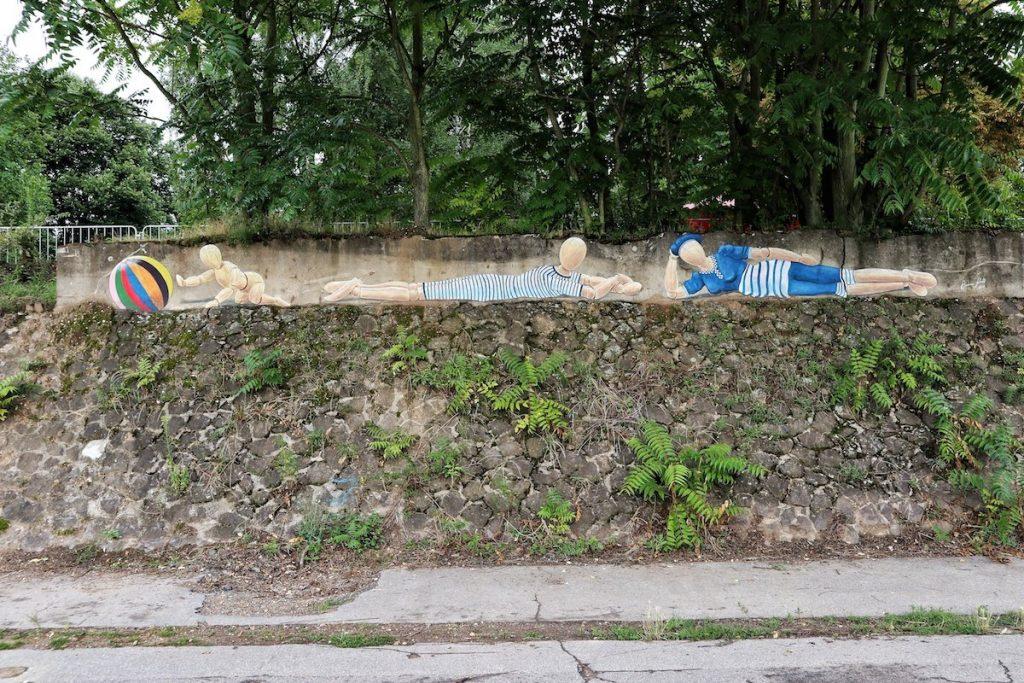 Rhine Side Gallery in Krefeld