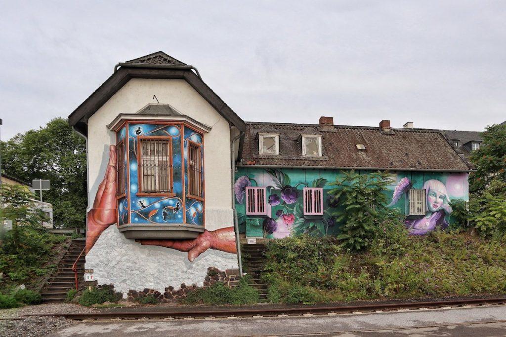 Urban Art in Krefeld