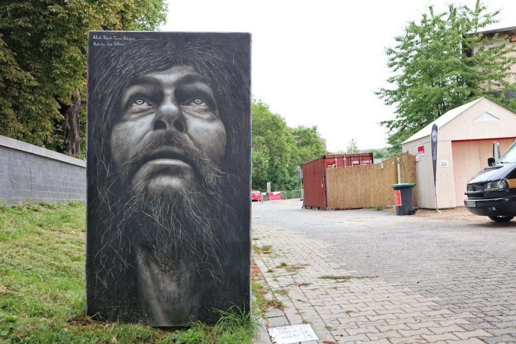 Kunst im Freien in Krefeld