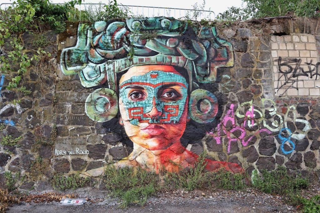 Street Art in Krefeld Uerdingen