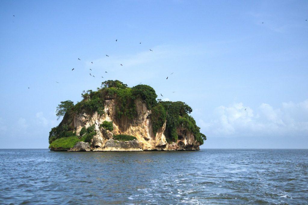Vogelinsel Los Haitises