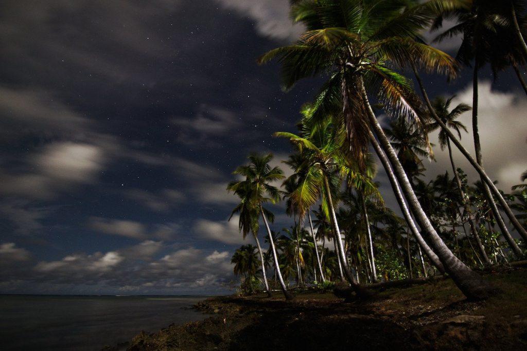 Spiegellos fotografieren bei Nacht