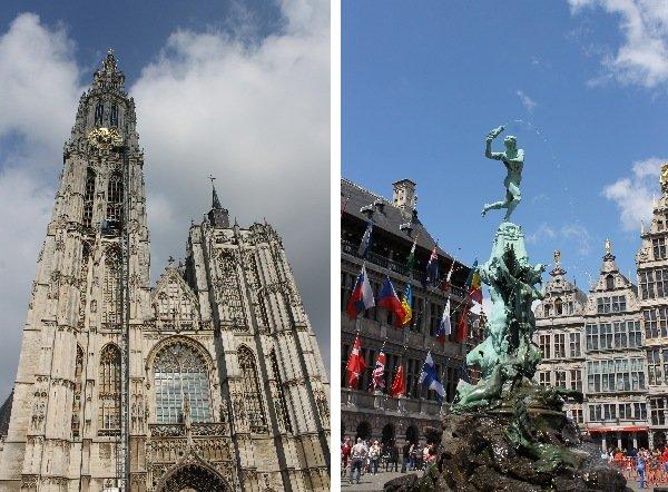 Reisetipps 2018 Antwerpen