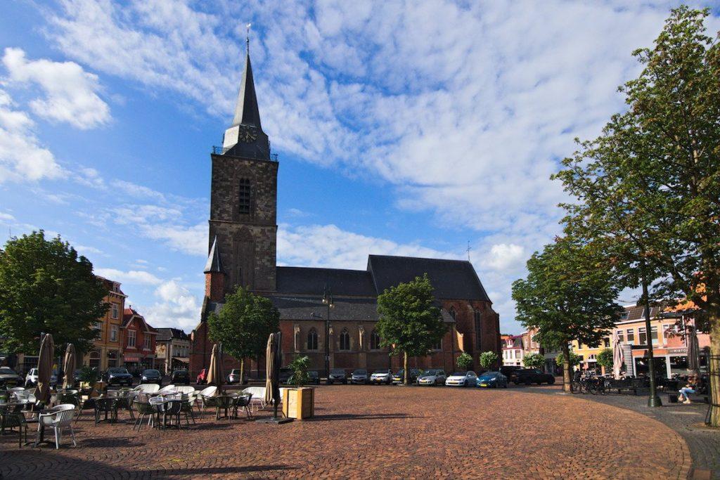 Wochenende in Winterswijk Marktplatz