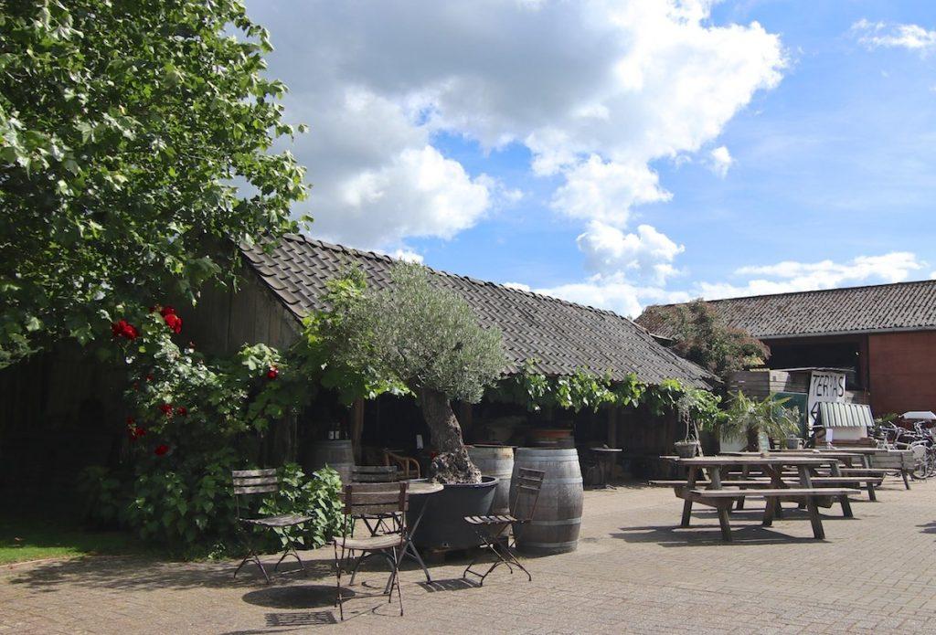 Wochenende in Winterswijk Weinprobe