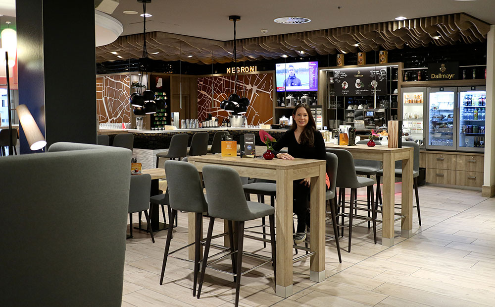 Holiday Inn Munich City Centre Bar