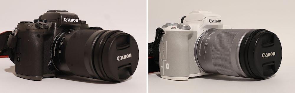 Canon EOS M5 oder Canon EOS M50