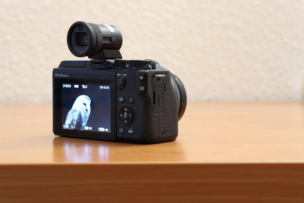 Canon EOS M6 II im Test