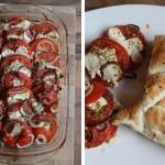 Tomate, Schafskäse und Fladenbrot:  Mein perfektes Sommer-Rezept